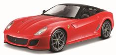 BBurago model 1:24 Ferrari 599 GTO czerwony