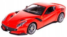 BBurago model 1:24 Ferrari F12TDF czerwony