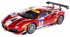 BBurago model 1:24 Ferrari Racing 488 Challenge 2017