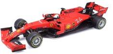 BBurago model Ferrari Racing F1 2019 SF90, 01:18