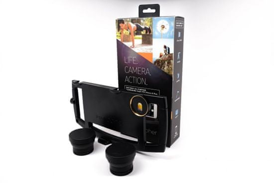 iOgrapher iOgrapher pro iPhone 6/6s Plus s objektivy