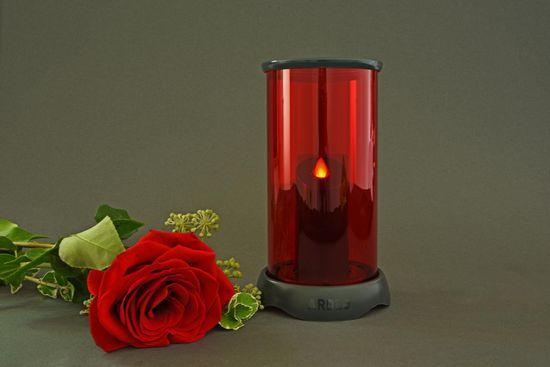 Status Ardeo elektronički plamen, crveni
