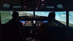 Stips.cz Zalétej si na simulátoru letounu Boeing 737Max 40 min
