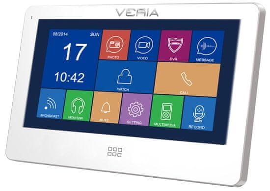Veria SET Videotelefon VERIA 7077B + VERIA 230