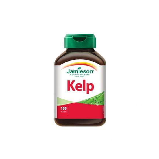 Jamieson Kelp 650 bogati naravni vir joda, 100 tablet (796103)