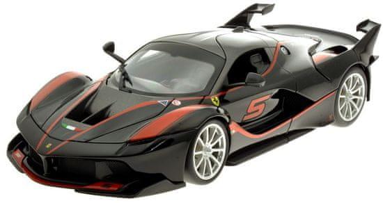 BBurago Model 1:18 Ferrari TOP FXX K czarny