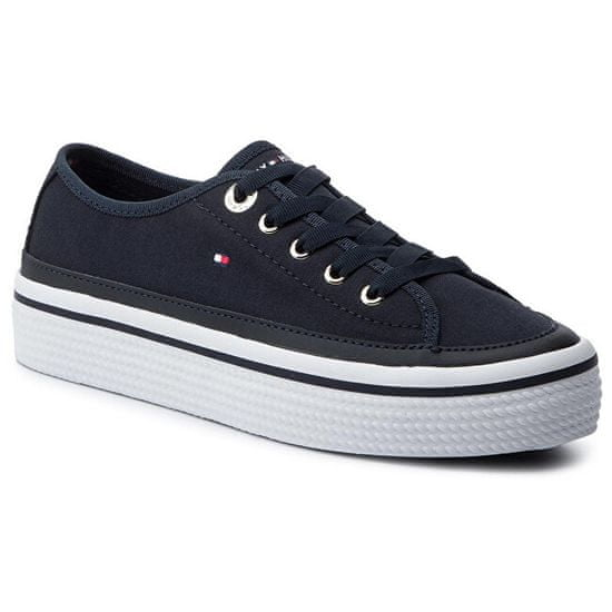 Tommy Hilfiger Sneakersy damskie FW0FW04259-403