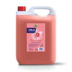 VOUX Jemné tekuté mýdlo s vůní ORCHIDEA 5L