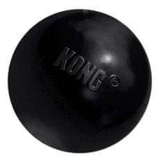 KONG Extreme žoga za pse, S, črna