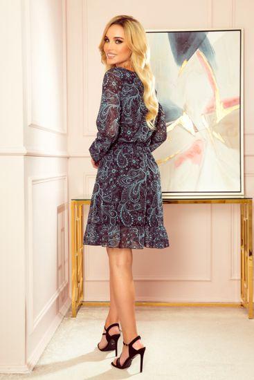 Numoco Női ruha 295-3 BAKARI + Nőin zokni Gatta Calzino Strech