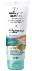 Belita Pharmacos Dead Sea Anticelulitidní krém Body slim, 200 ml
