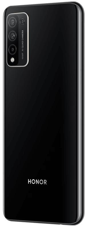 Honor 10X Lite (DNN-LX9), 4GB/128GB, Midnight black - použité