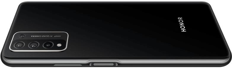 Honor 10X Lite (DNN-LX9), 4GB/128GB, Midnight black - rozbaleno