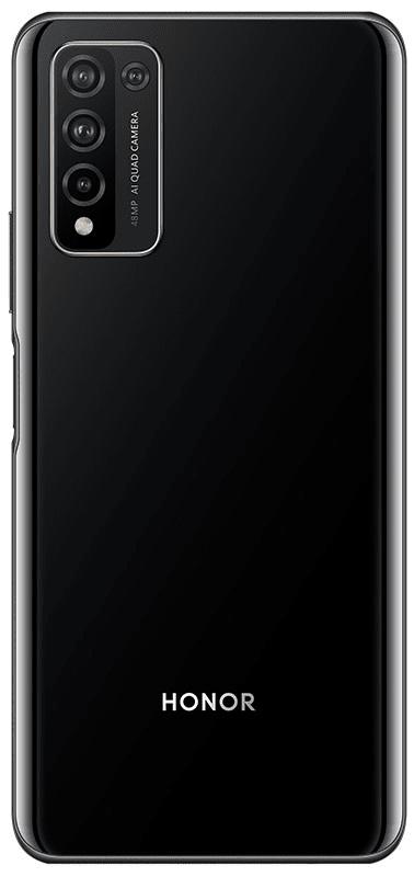 Honor 10X Lite (DNN-LX9), 4GB/128GB, Midnight black