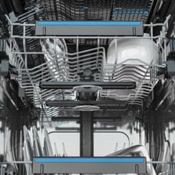 Electrolux myčka 700 AirDry MaxiFlex EEM63300L FLEX + 10 let záruka na motor