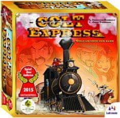 Ludonaute družabna igra Colt Express
