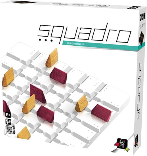 GIGAMIC družabna igra Squadro