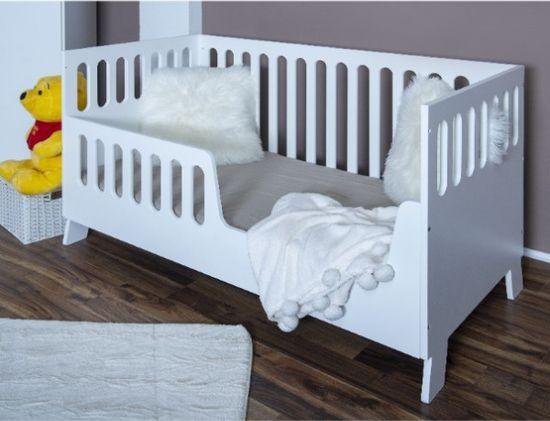 Dječji krevetić Nikita, bijeli