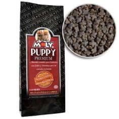 MOLY PREMIUM PUPPY 32/21 15kg prémium kölyök kutyatáp