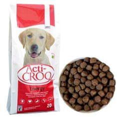 ACTI CROQ ENERGY 30/16 20kg speciális táp aktív kutyáknak
