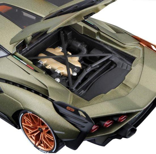BBurago model 1:18 TOP Lamborghini Sián fkp 37