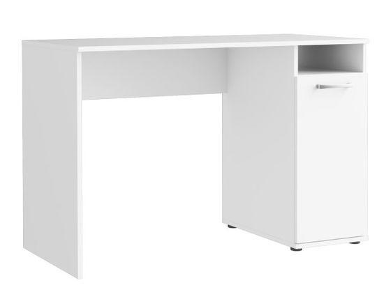 Koniks pisalna miza, bela