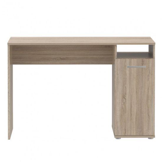 Koniks pisalna miza, sanoma hrast