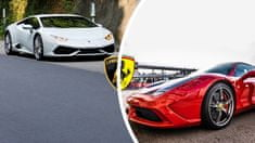Stips.cz 2 luxusní sporťáky: Lamborghini vs. Ferrari
