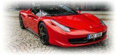 Stips.cz Rychlostí blesku: Jízda ve Ferrari 458 Italia