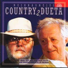 Nejkrásnější country dueta 2 - CD