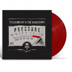Bryant Tyler & The Shakedown: Pressure - LP