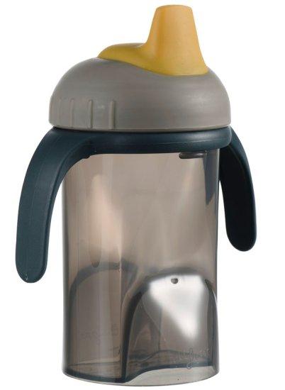 Difrax Učící dětský hrneček s měkkým pítkem
