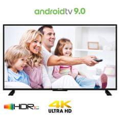 Manta 50LUA120S 4K UHD DLED televizor, Android TV, Wi-Fi, HDR10 - Odprta embalaža