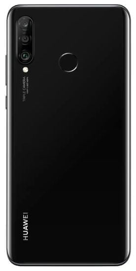 Huawei P30 Lite pametni telefon, 256 GB, crna