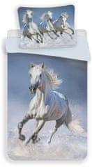 Jerry Fabrics White Horse