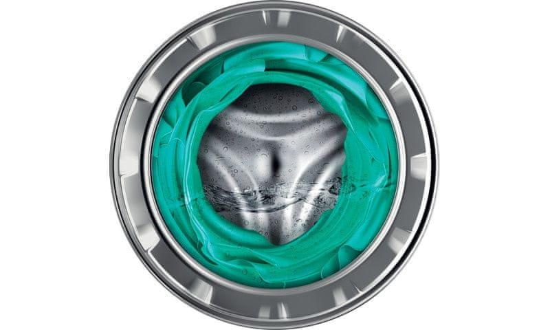 Whirlpool FFB 7438 BV EE Intenzívne plákanie