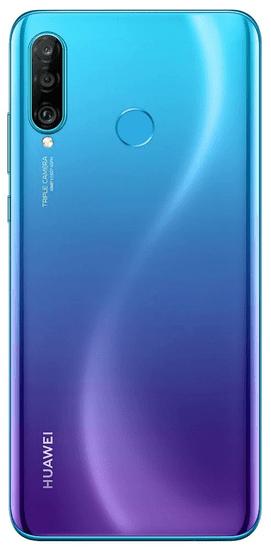 Huawei P30 Lite pametni telefon, 256 GB, moder
