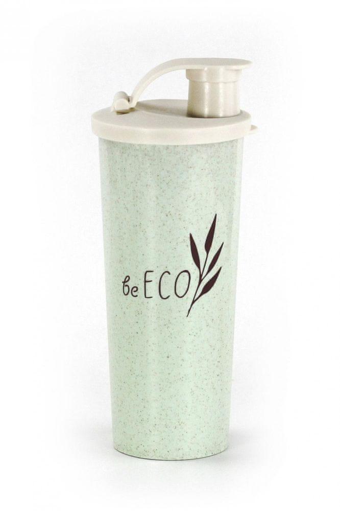 G21 Shaker G21 beECO Fitness 450 ml, zelený