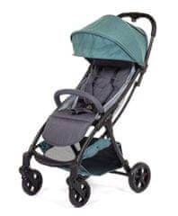 MAST M2 Fashion otroški voziček, kompaktni, zelen