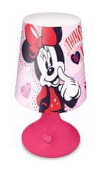 "EUROSWAN Nočna lučka ""Minnie Mouse"" - roza"