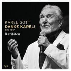 Gott Karel: Danke Karel! Folge 2 (5x CD) - CD