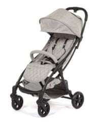 MAST M2 Couture otroški voziček, kompaktni, svetlo siv
