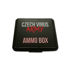 Czech Virus Pillmaster XL ARMY AMMO BOX