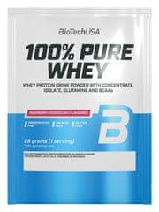 BioTech USA 100% Pure Whey Protein 28 g Příchuť: Čokoláda