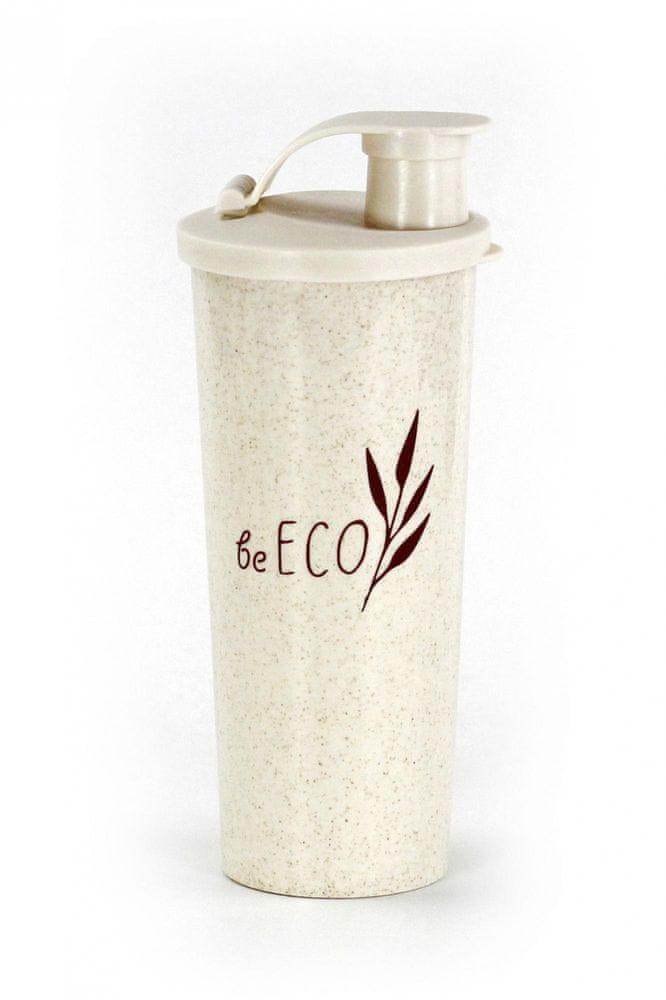 G21 Shaker beECO Fitness 450 ml, béžový