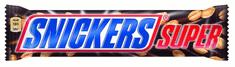 Mars & Snickers SUPER tyčinka 75g (bal. 24ks)