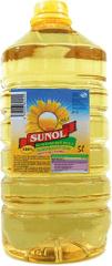 SUNOL Slnečnicový olej 100% 5l