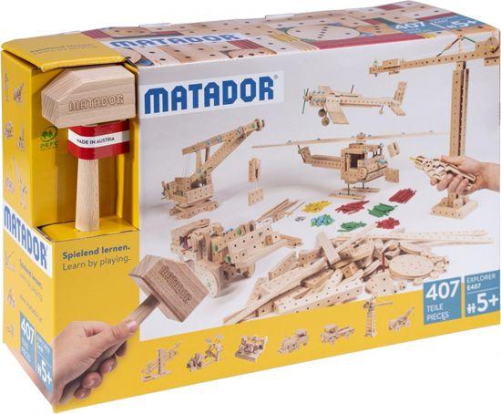 MATADOR® Explorer E407
