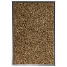 shumee Rohožka, prateľná, hnedá 40x60 cm