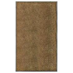 shumee Rohožka, prateľná, hnedá 90x150 cm